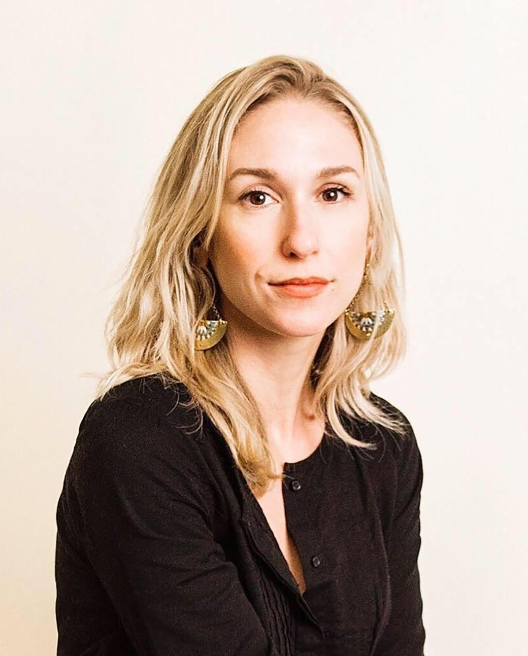 Headshot of Christina Wesley, owner of La Femme Boudoir